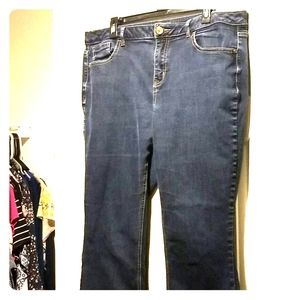 Lane Bryant Mid Rise Boot Jeans Size 18 Regular